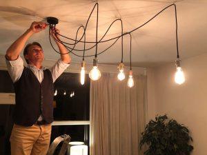 Govert van Vliet - Unieke verlichting, touwlampen en waterleidinglampen